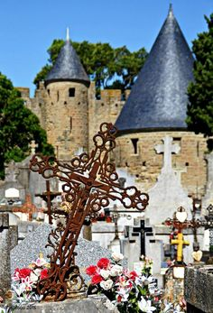 Cementiri de la Cité de Carcassonne