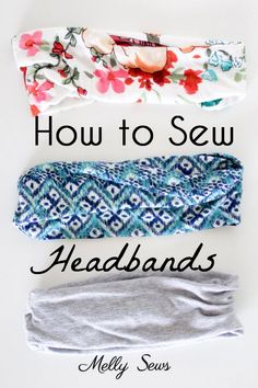 sewing crafts for beginners . sewing crafts to sell . sewing crafts for kids . sewing crafts for the home . sewing crafts for christmas Sewing Hacks, Sewing Tutorials, Sewing Crafts, Sewing Tips, Crafts To Sew, Crafts With Fabric, Bags Sewing, Drops Karisma, Sewing Headbands