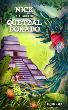 Nick y la leyenda del Quetzal dorado País Guatemala Público al que va dirigido: niños, jóvenes y adultos, pues es una historia para toda la familia, llena de emoción, contiene frases motivadoras, hace referencia a la virtud de la familia y la perseverancia ante situaciones tan extremas.