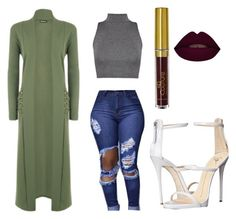 """""""Untitled #32"""" by layyy-layyy on Polyvore featuring WearAll and Giuseppe Zanotti"""