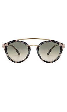 cbe9eb443 Double Bridge Sunglasses Giram Em Roupas, Óculos, Óculos De Sol Espelhados,  Sunnies,
