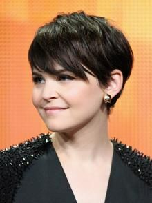 Pixie Hair Cut for a Round Face