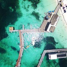 Día de #Yate!! #dronescancun