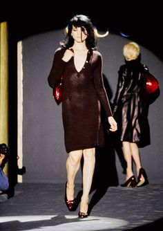 Gucci Fall 1995 Ready-to-Wear Collection Photos - Vogue