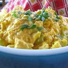 Foto recept: Hemelse eiersalade