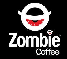 Zombie Coffee Logo