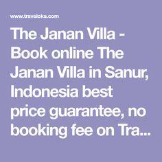 The Janan Villa - Book online The Janan Villa in Sanur, Indonesia best price guarantee, no booking fee on Traveloka