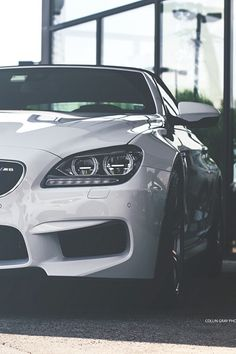 BMW ///M6 ♥ http://luxuryworld.altervista.org