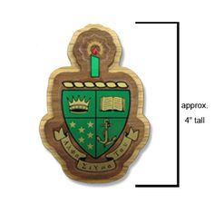 Alpha Sigma Tau Sorority Crest