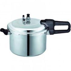 Brentwood Pressure Cooker Aluminum 7.0L safety valves #Brentwood #pressurecooker #kitchen #pots