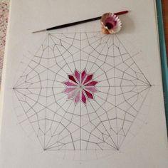 "151 Likes, 4 Comments - Naeem Khan (@naeem.art) on Instagram: ""Mamluk pattern 12 fold wooden screen, museum of Islamic art, Cairo. Analysis by Richard Henry, Art…"""