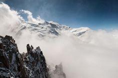 Weather Seasons, Winter Mountain, Chamonix, Mountain Landscape, Outdoor Life, Alps, Mount Everest, Hiking, Mountains