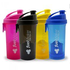 Shaker Bottle - Fuelshaker Ice   Fuelshaker