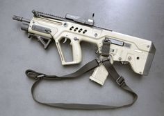 Tavor Parts from Gear Head Works