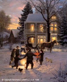 """Laughing all the Way"" by Mark Keathley"