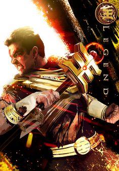 Jason - Gold Zeo Ranger