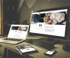 Web Design, The Selection, Polaroid Film, Advertising Agency, Business Cards, Design Web, Website Designs, Site Design