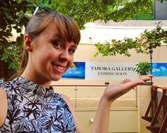 I am excited to finally share the name of the Hawaii Gallery I am now working with! It is an honor to join Tabora Gallery in Kauai and Oahu! This pic is from the front of their brand new Waikiki location inside the #internationalmarketplace right on Kalakaua Ave.  I was scheming up some epic reveal but they are already selling paintings! Gotta get ahead of this thing. Lol To the fab crew at Tabora Gallery and the man himself @roytabora mahalo for the invitation. I am excited to see what…