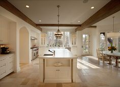 French Kitchen Design. What an amazing French Kitchen Design. #French #Kitchen #Design