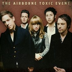 THE AIRBORNE TOXIC EVENT |