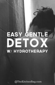Easy, Gentle Detoxing with Hydrotherapy. https://alternativebalance.net/