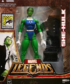 Marvel Legends She-Hulk She-Hulk