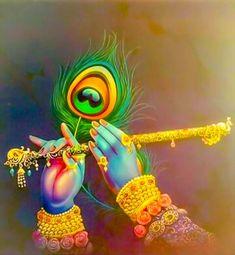 Latest HD Lord Krishna Images for Radha Krishna Wallpaper Lovers Krishna Flute, Krishna Statue, Krishna Art, Radha Krishna Paintings, Radha Krishna Photo, Little Krishna, Baby Krishna, Cute Krishna, Radhe Krishna Wallpapers