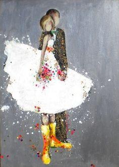 Kim Schuessler    Her work is amazing!
