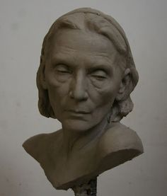 """Anna Nina"" by Angela Cunningham, Water Clay, 2009."