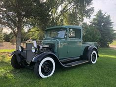 pristine 1930 Ford Pickup hot rod for sale Vintage Trucks For Sale, Custom Trucks For Sale, Ford Pickup For Sale, Braided Line, Hot Rods, Cool Cars, Antique Cars, Seals