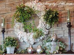 DIY Boxwood Topiary - Surroundings by Debi