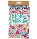 Sticker away with the ultimate Sticker Collection book! This mini book can easily be thrown in your bag, so that you can make your mark anywhere. Personalize your phone case, notebook, laptop and more! Crayola Colored Pencils, Doodle Books, Cute School Supplies, Make Your Mark, Album, Girls Accessories, Mini Books, Filofax, Deco