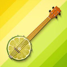 Banjo Lime