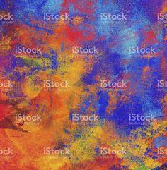 Абстрактный фон природа живопись Стоковые фото Стоковая фотография