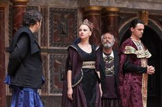 a couple from the other plays too- Henry VI pt 2, National Theatre of Albania (c) Marc Brenner