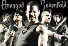 My favorite contemporary band. They kill it on stage, and I have seen them about 8 times. (Avenged Sevenfold)