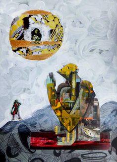 WESR http://www.widewalls.ch/artist/wesr/ #graffiti #illustration #murals #street #art #urban #art