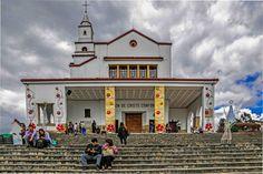 Iglesia de Monserrate, BogotaMonserrate Church