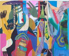 Randell Henry  #ebrpl #artistsofbr #batonrougeroom