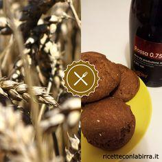 Pane nero alla #birra rossa La Cotta - Ricette con la birra