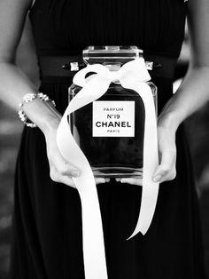 Classic: Chanel perfume #ConvertToBlack