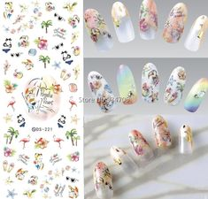 Hot gold 3d nail art decal stickers nail art stickers manicure cheap fingernail decal buy quality design nail wraps directly from china nail wraps suppliers diy nail design water transfer nails art sticker paradise prinsesfo Image collections