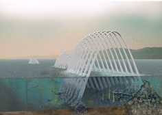 The winning designs of the LAGI 2016 competition range from giant sailboat sculptures that harvest fog to floating gardens that harness wave power