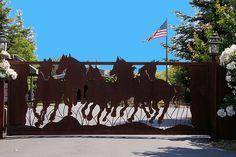 Lodi Horse Gate