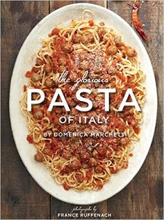 Daily Kindle Cookbooks: The Glorious Pasta of Italy
