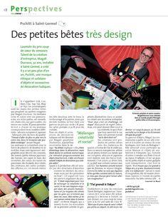 Parution / Cotes d'Armor Magazine / Mars 2013 / #cotesdarmor.fr