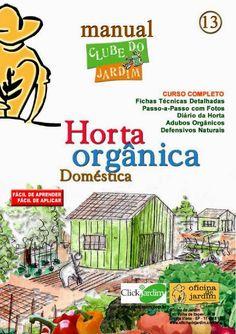 download de livros, agricultura, hortas, hortaliças, hortas em casa, hortas indoor, livros, plantas, plantas medicinais
