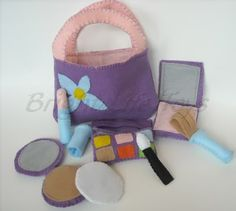 Bright Life Toys - Felt Food - Introducing Makeup and Tool Sets! - Cloth Diapers & Parenting Community - DiaperSwappers.com