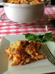 Italian Mac 'n Cheese -  Cooking On A Budget