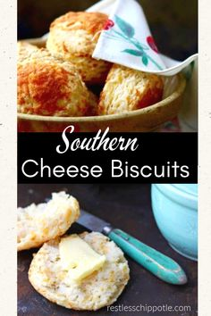 Cheese Biscuits Recipe Cheese biscuits rise light and fluffy with millions of flaky, buttery layers! From scratch recipe is so easy you won't ever use a biscuit mix again! Best Homemade Bread Recipe, Homemade Biscuits, Quick Bread Recipes, Homemade Cheese, Biscuit Mix, Biscuit Recipe, Cheddar Cheese Biscuits Recipe, Biscuits From Scratch, Banana Bread Ingredients